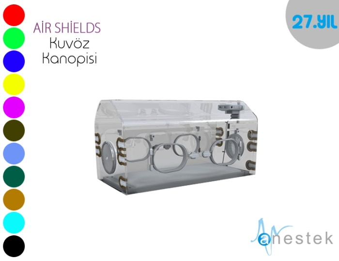 AIR SHIELDS KUVÖZ KANOPİSİ