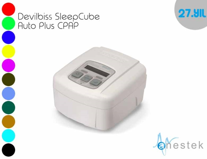 DEVILBISS SLEEPCUBE AUTO PLUS CPAP