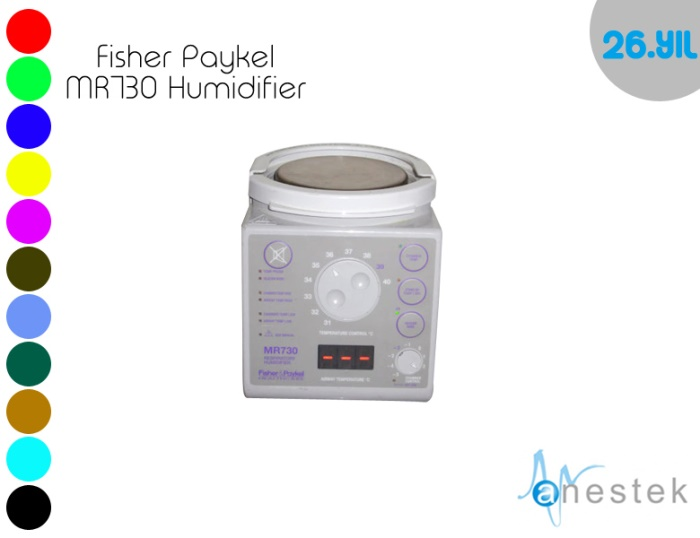 FISHER PAYKEL HUMIDIFIER