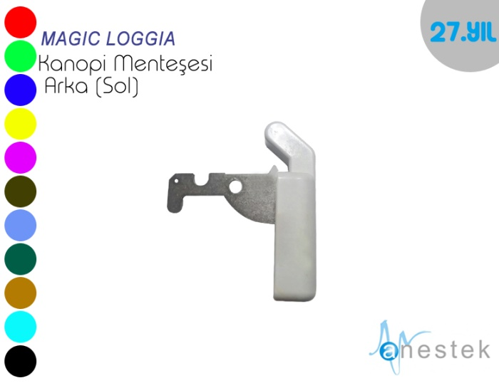 MAGIC LOGGIA HOOD MENTEŞESİ
