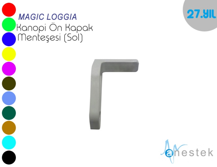 MAGIC LOGGIA HOOD KAPAK MENTEŞESİ