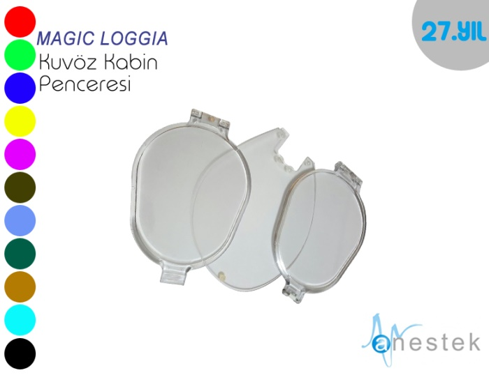 MAGIC LOGGIA KUVÖZ PENCERESİ