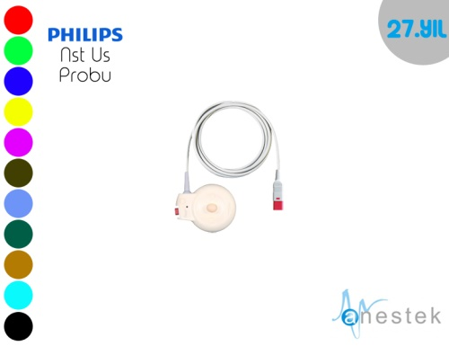 PHILIPS FETAL MONİTÖR US PROBU